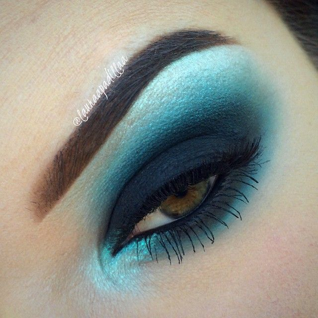 gorgeous look. Recreate this with Sugarpill Bulletproof, Afterparty and Lumi