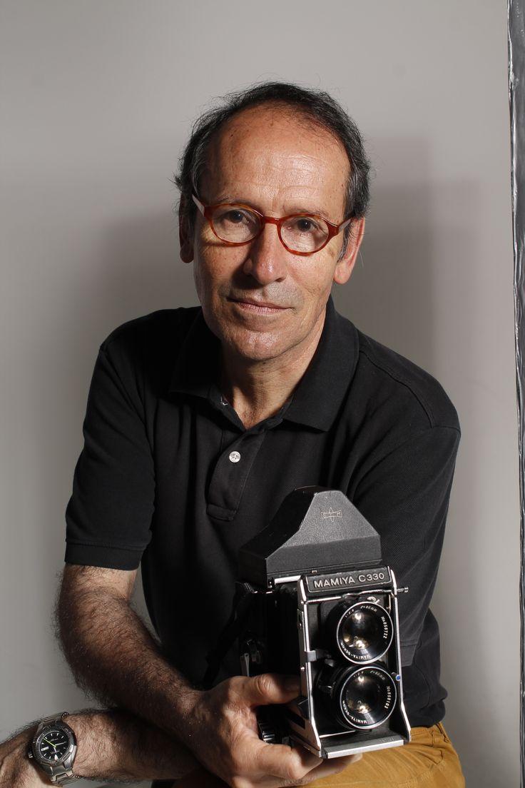 ALVARO DÍAZ - El mejor profesor de iluminación en estudio
