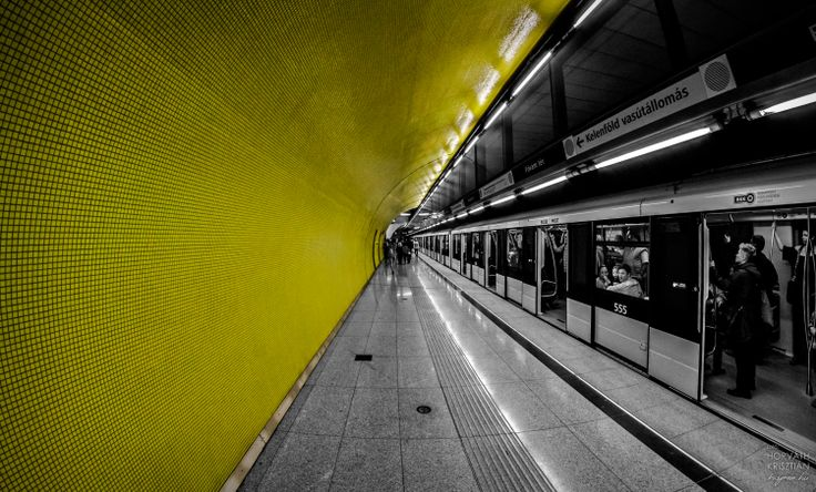 Metro4 - Budapest - Fővám tér