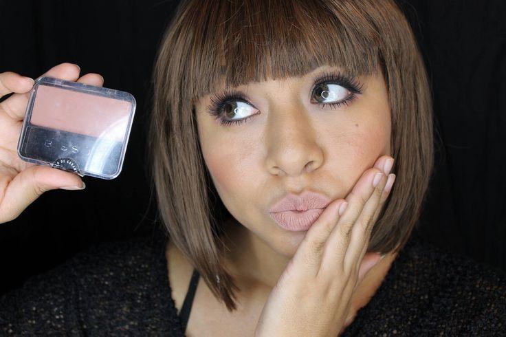 Tutorial De Maquillaje: Maquillate Con Rubor Bissu - JuanCarlos960