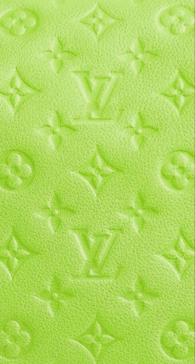 Neon Green Louis Vuitton Wallpaper Aesthetic Glitter Red In 2020 Lime Green Wallpaper Dark Green Aesthetic Green Aesthetic