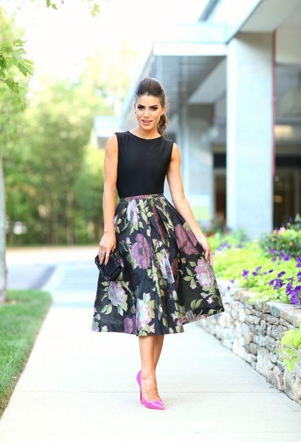 Bonitos Zapatos casuales de moda color violeta | Zapatos 2016