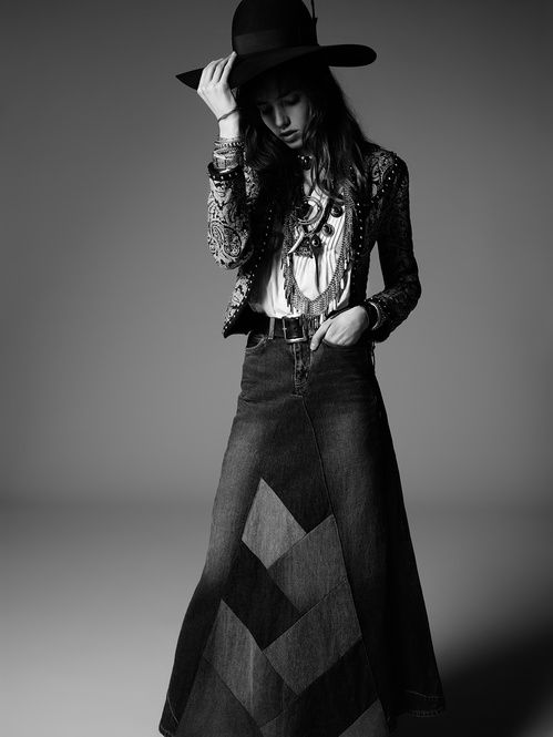 The PSYCH ROCK collection from Saint Laurent by Hedi Slimane | Vogue Paris