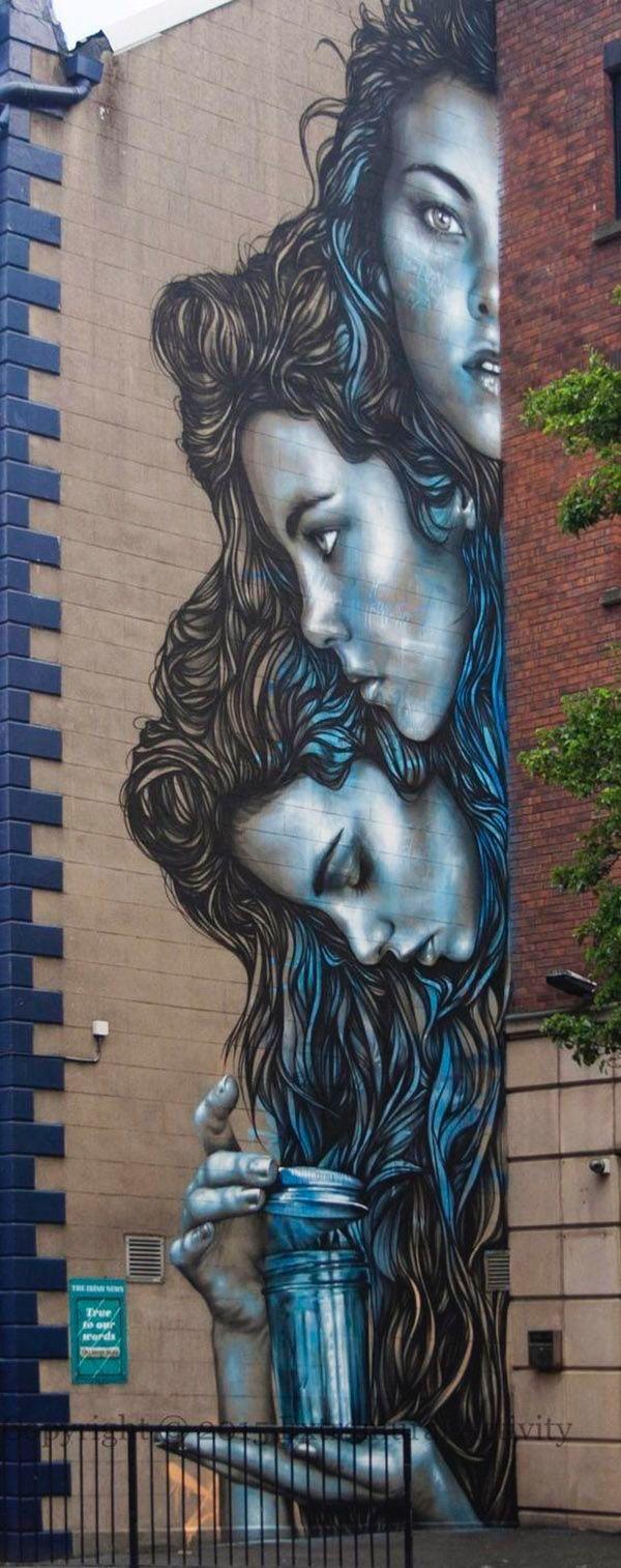 best street art images on pinterest