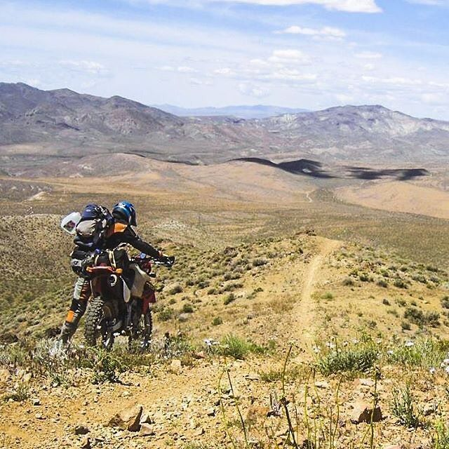 Monday's are for dreaming of this. -  by: @efmoto #adventure #adventurerider #adventuremotorcycle #adventuretravel #advrider #advaddicts #dualsport #dualsportlife #enduro #endurolife #motorcycle #motorbike #motorcyclerides #motorcycletravel #outlandmoto #wlfenduro #advlife #adventurethatislife #adventures #adv #motorcyclecamping