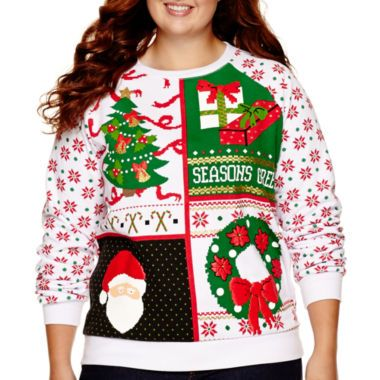 57 best Ugly Christmas Sweaters images on Pinterest | Christmas ...