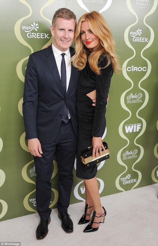 Patrick Kielty opens up about marriage to Cat Deeley | Daily Mail Online