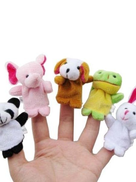 Finger Puppets Set