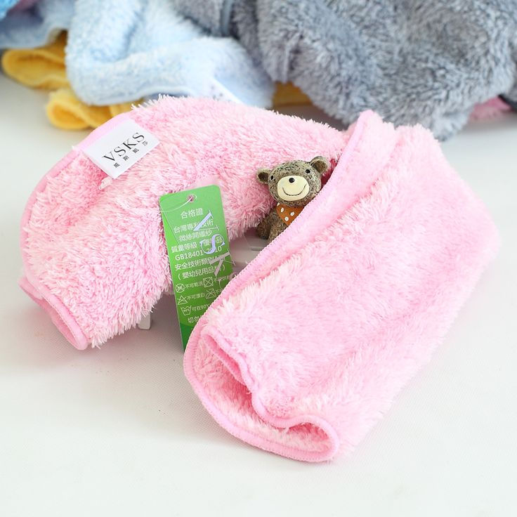 VSKS Children Towel -25*50cm-Pink     Natural super-absorbent power, clean without leaving water stains
