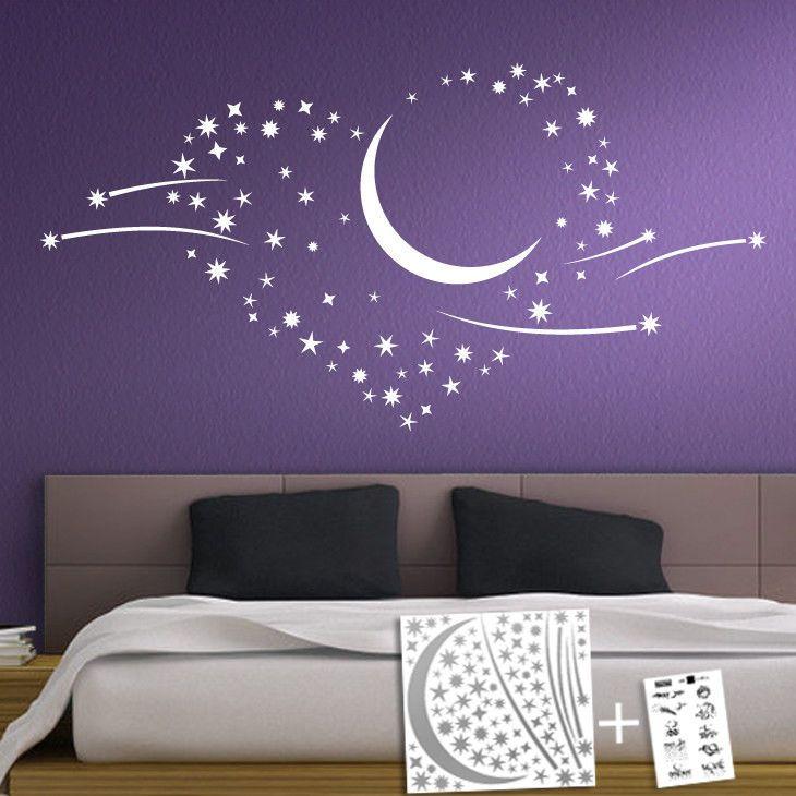 Die besten 25+ Mond Tattoos Ideen auf Pinterest Luna tattoo - sternenhimmel im schlafzimmer