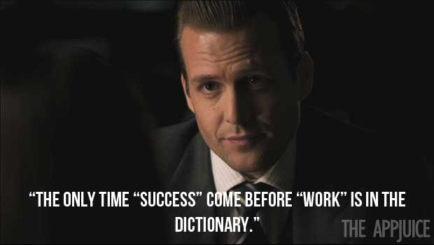 Harvey Fucking Specter - Suits, tv series