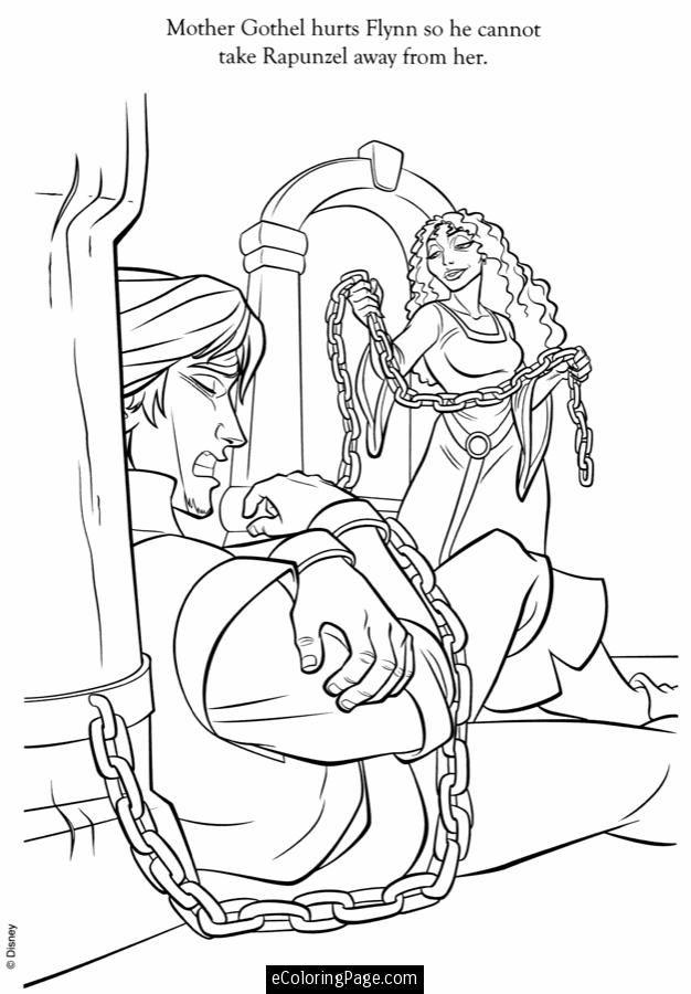 93 best Rapunzel images on Pinterest  Coloring books Disney