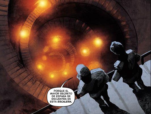El Ministerio del Tiempo 1. Tiempo al tiempo - Analizamos Tiempo al tiempo, el primer cómic basado en el universo de