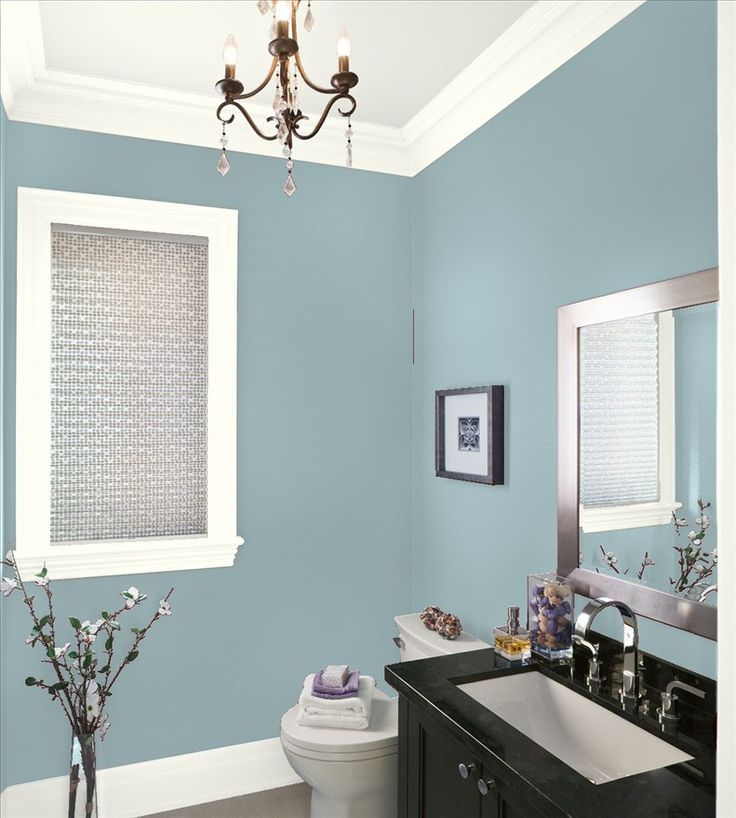 Purple And Grey Color Schemes: Bathroom Red, Bathroom Paint Color