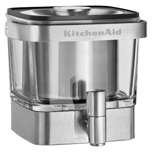 Best Christmas Gift for the Wife that Loves Her Coffee: KitchenAid KCM4212SX Cold Brew Coffee Maker