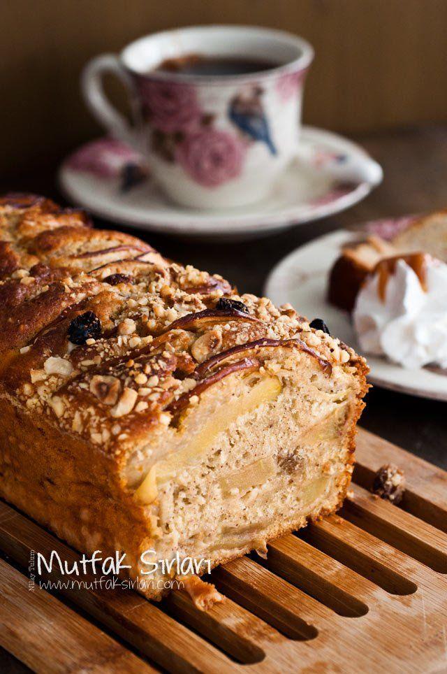 Elmalı Tarçınlı Kek Tarifi | Mutfak Sırları