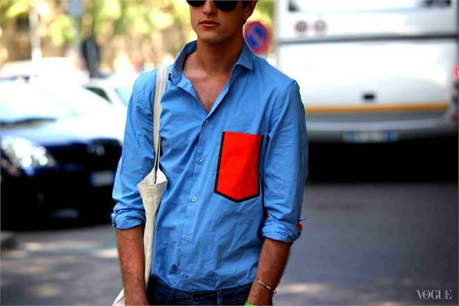Milano moda uomo Day 4 - click on the photo to see more street style inspiration