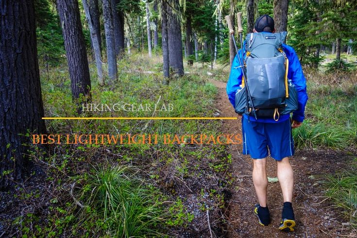 10 Best Lightweight Backpacks Review – Buying Guide 2017