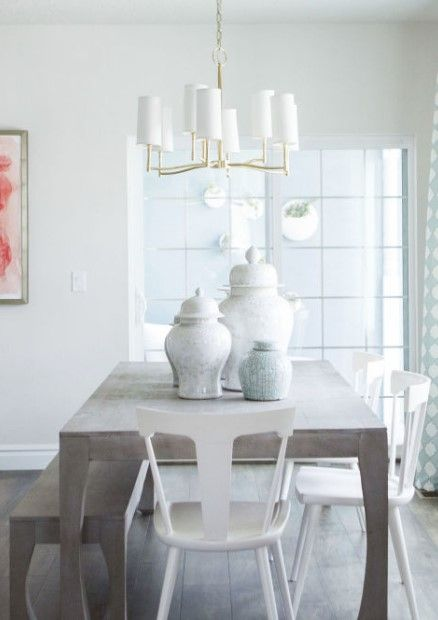 20+ Best Pictures Dining Room Wall Decor Ideas & Designs - Dining Room Wall White Concept Ideas WithTablescape Decor