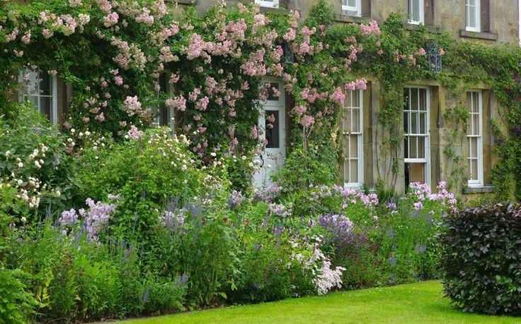 Arne Maynard Garden Design.  Just one example of his amazing planting.