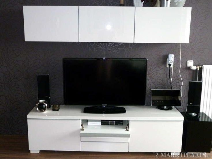 album 4 banc tv besta ikea r alisations clients s rie 1 idee salon pinterest. Black Bedroom Furniture Sets. Home Design Ideas