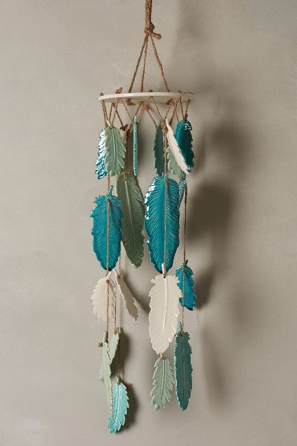 Little Wing Chimes - anthropologie.eu