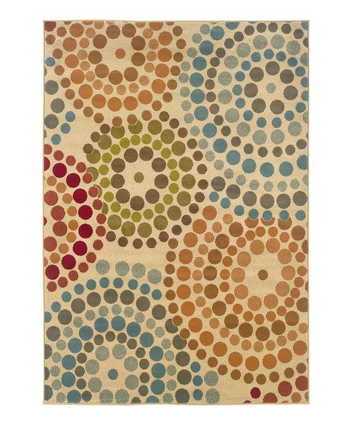 Dress up floors in elegance with a rug that carefully balances a sense of the contemporary with a classic aesthetic. With a pinch of pizzazz, this piece is sure to garner compliments as much for its timeless appearance as its subtle nod to mod.Available in multiplesizesRug thickness: approx. 0.38''100% polypropylene