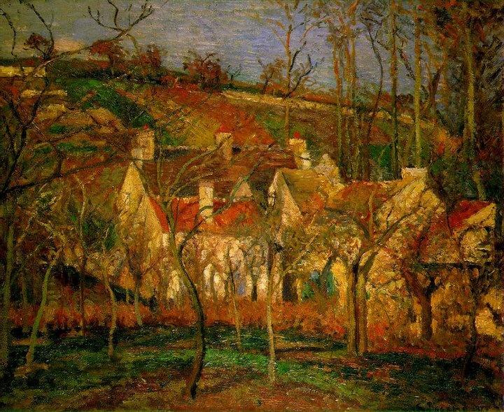 Camille Pissarro   French Impressionist painter   Tutt'Art@   Pittura * Scultura * Poesia * Musica  