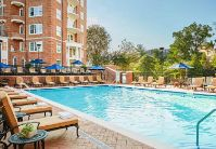 Situated on 16 acres, Washington Marriott Wardman Park is conveniently located in Woodley Park near the National Zoo and Adams Morgan's funky shops and restaurants. Experience Washington, DC like a local with our Woodley Park hotel.