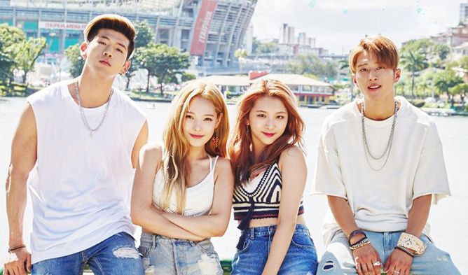 Idols Ideal Type Compilation Kard Kard Best Friends Photos Idol