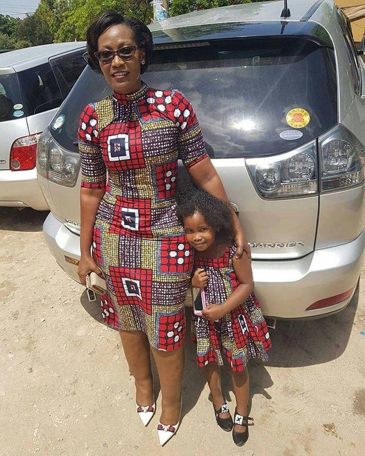 Editor's Pick:  Mother & Daughter Goals!  Gorgeous Mum - @ruthbura #ankarastyles