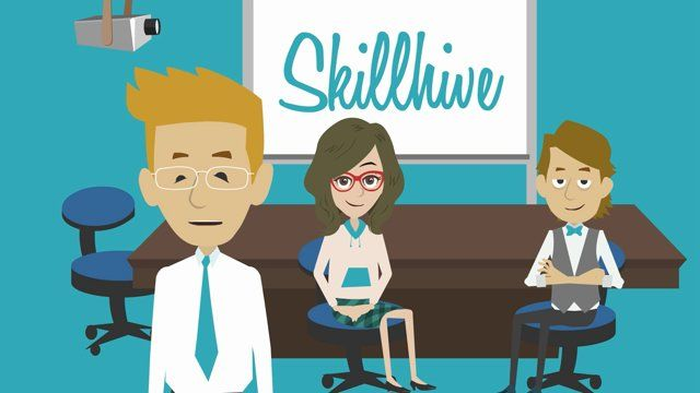 Skillhive - helpompi tapa kuvata, jakaa ja kehittää osaamista, ja saada yhdessä aikaan enemmän. #skillhive #intunex #parvityö