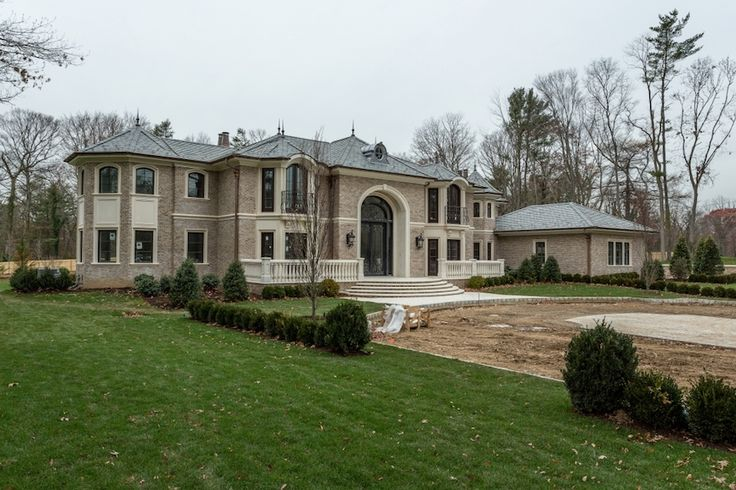 Mansion dream house new construction in old westbury 18 for Nyc mansions for sale