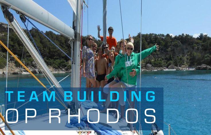 Zeilen vanaf Rhodos Griekenland | zeiljacht verhuur en zeilvakanties | Sail in Greece - Zeilen in Griekenland