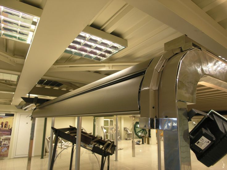 (NEW PATENTED PRODUCT) Aluminum Roll Pergola by Glazetech.