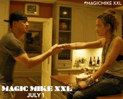 Magic Mike's the name. You won't forget it this Summer when #MagicMikeXXL hits theaters July 1st 2015!