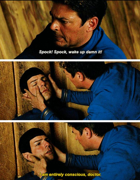 Star Trek Beyond | Spock & Bones