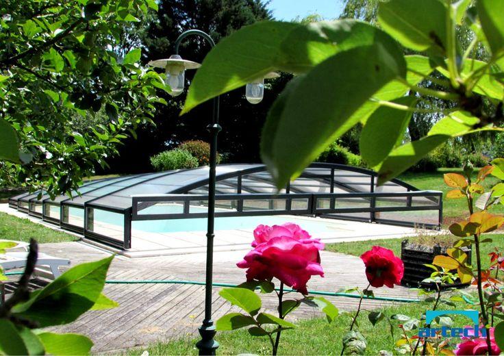 De 25 bedste id er inden for abris de piscine p for Abris de jardin ral 7016