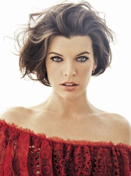 Milla Jovovich - my russian love.