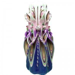 Vela Decorativa Violet