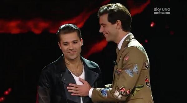 Mika and Diluvio - X Factor