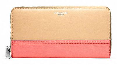 25 % off full price at Coach stores
