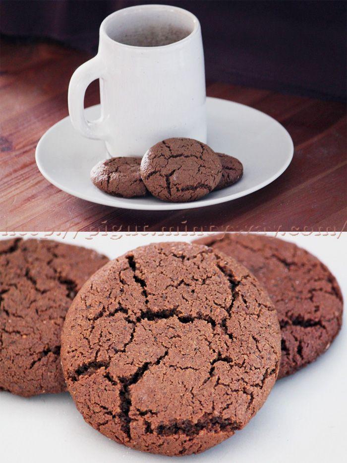 PIGUT : Biscuits gingembre et mélasse