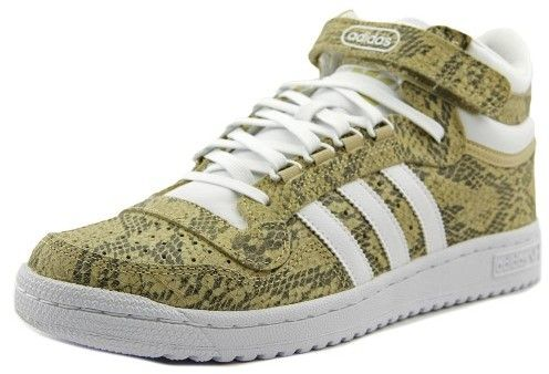 adidas Concord 2.0 Mid Men US 8.5 Tan Sneakers