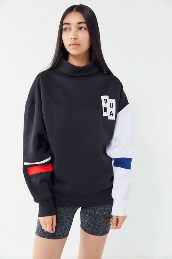 Slide View  4  Puma X Ader Error Colorblock Turtleneck Sweatshirt 8e93ffedd