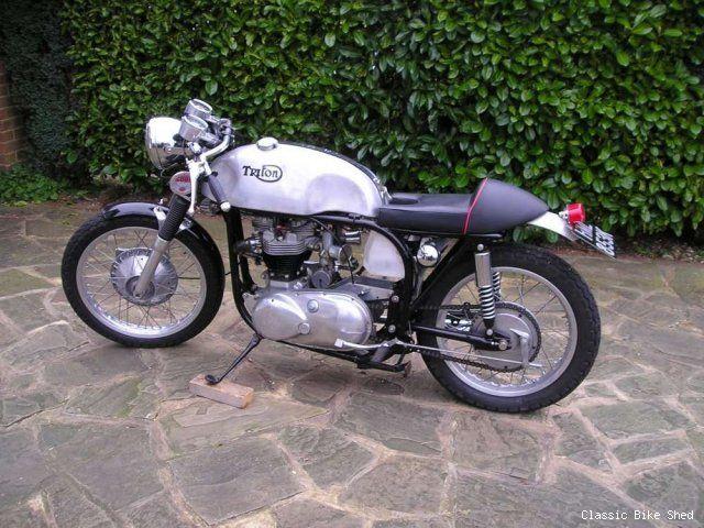 Norton/Triton, 1971, £ 7,150.00
