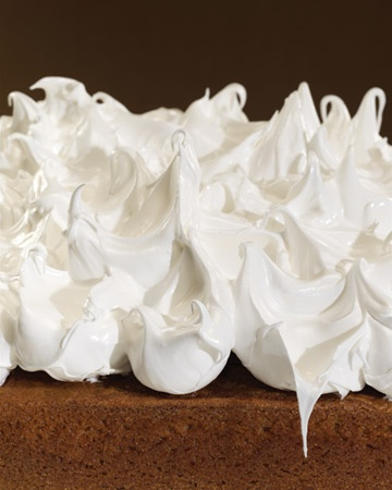 Martha Stewart's famous 7-Minute frosting. Also a Buttercream recipe