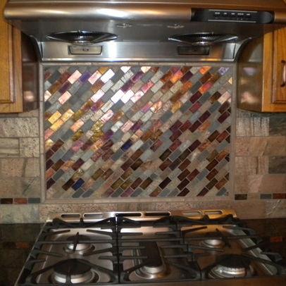 17 Best Images About Tile Back Splash On Pinterest Glass Mosaic Tiles Modern Kitchen Tiles