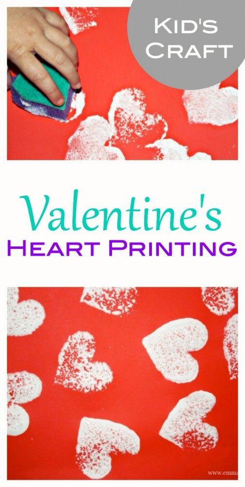 Valentines Art And Craft