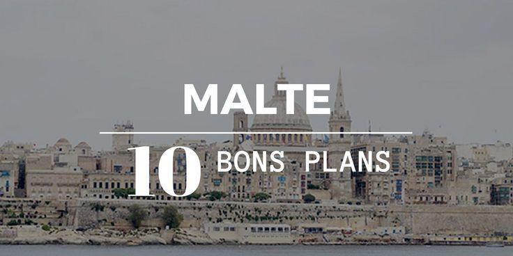 Bons plans à l'île Malte